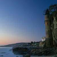 Pirate Tower @ Laguna Beach