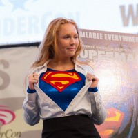 Molly C. Quinn @ Superman Unbound