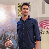 Matt Bomer @ Superman Unbound