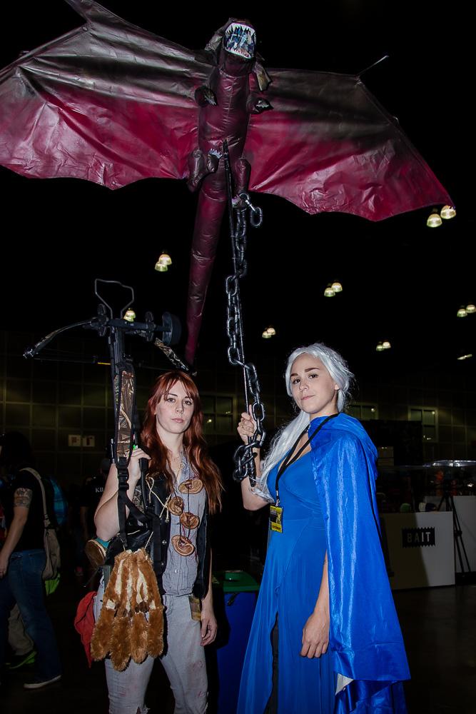 Chella and Daenerys