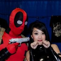 Deadpool and Psylocke