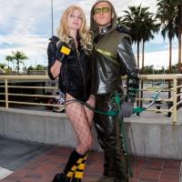 Black Canary and Arrow