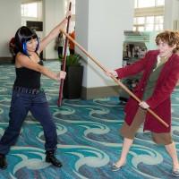 Mako and Bilbo