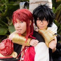 Kouen and Judal