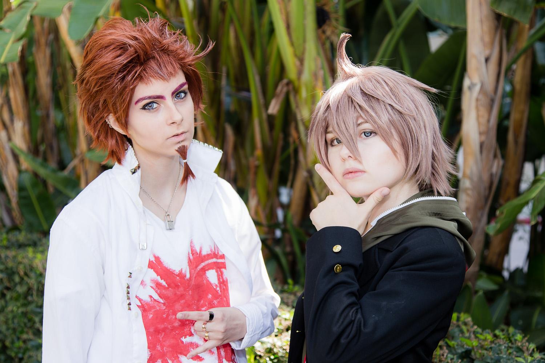 Leon and Makoto